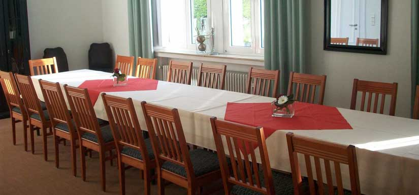 Tagungsraum Tom Hamme im Kurhaus Bad Hamm.